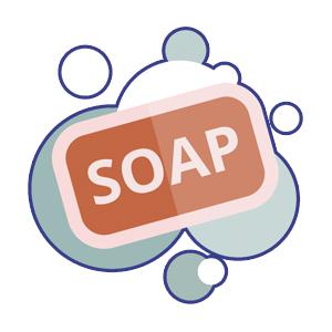 soap and bubbles leximaids